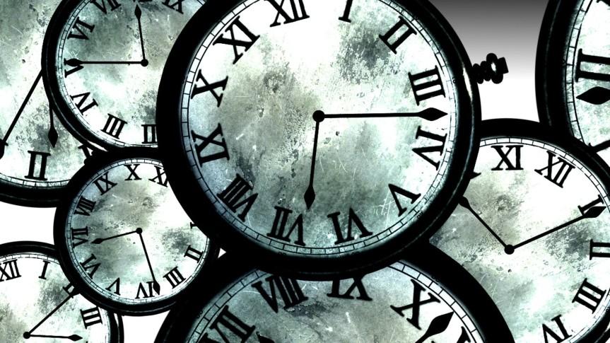 gestohlene Zeit