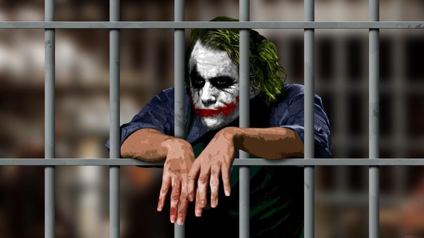 wieder im Käfig